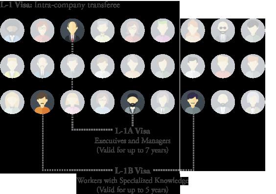 L-1 Visa Types