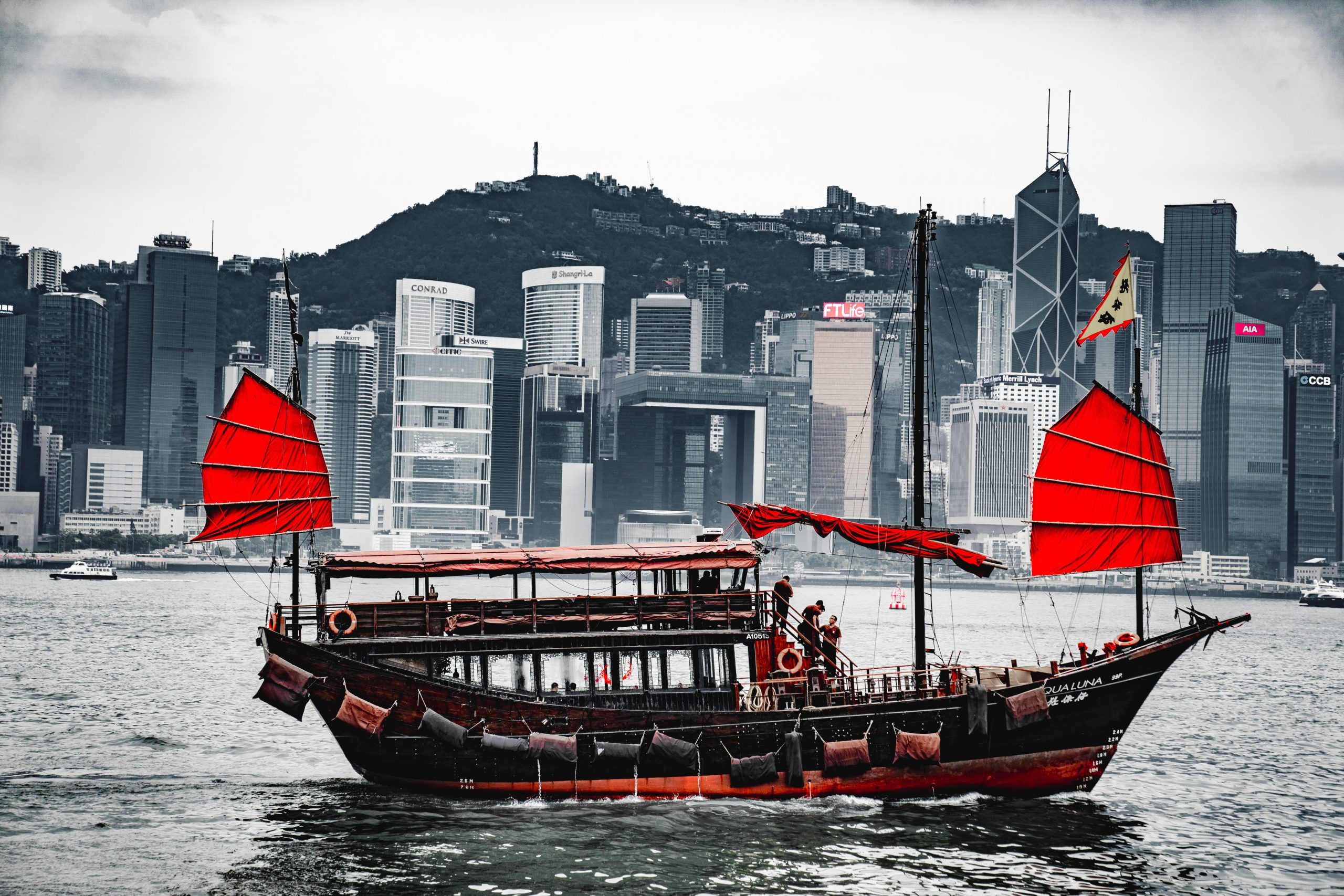 To showcase immigration from Hong Kong to Canada